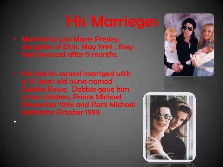 Elvis Presley Daughter And Mj