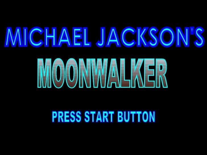 Michael jackson's moonwalker (Full Game!!!)