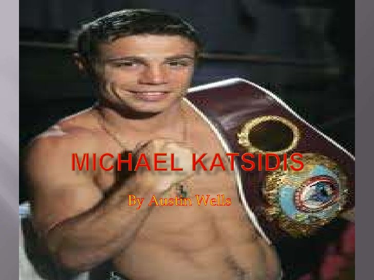 Michael Katsidis The Great Michael Katsidis