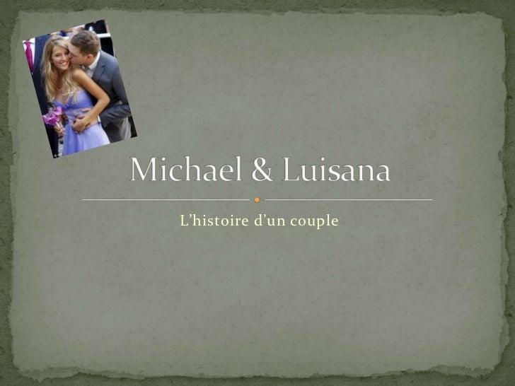 L'histoire d'un couple