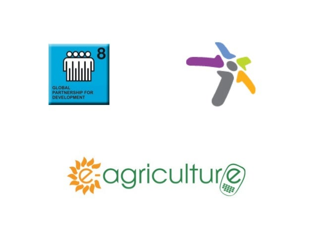 Concept and emergence of the e-agriculture process at the international level : WSIS and post WSIS activities