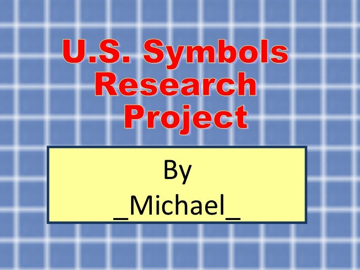 By _Michael_ U.S. Symbols Research Project