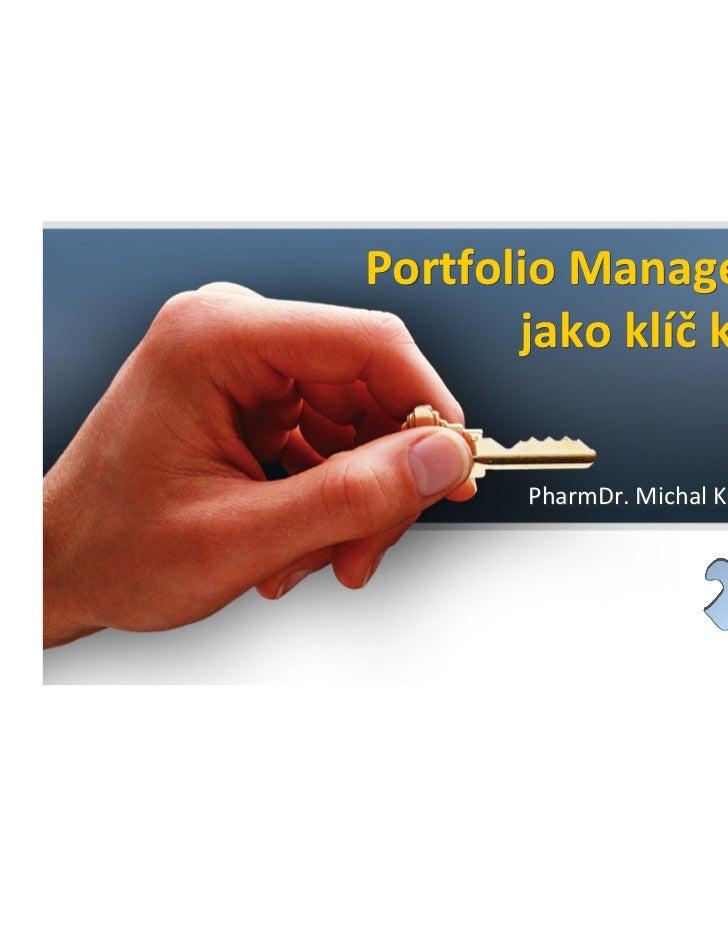 Panel 2_Michal Krejsta Portfolio Management