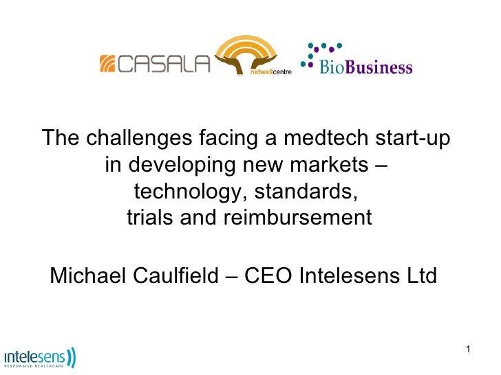 Micheal Caulfield