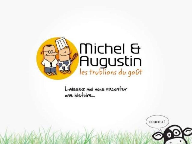 Michel et Augustin : Analyse marketing