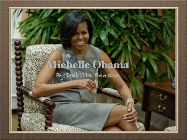 Michelle Obama by Isabella