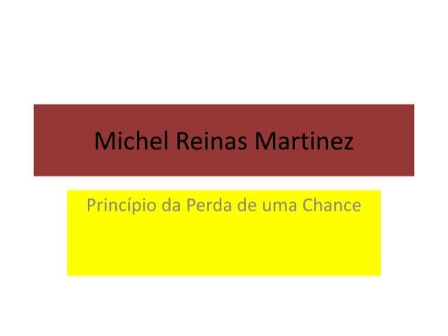 Michel reinas martinez