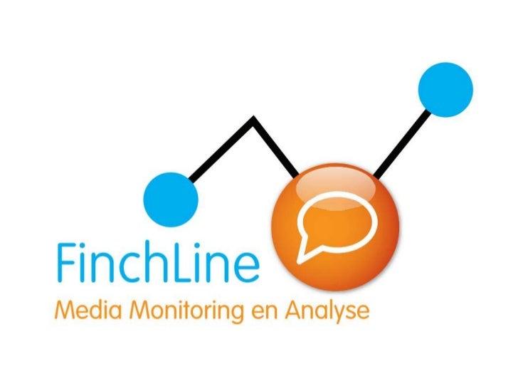 Michiel van gaalen FinchLine
