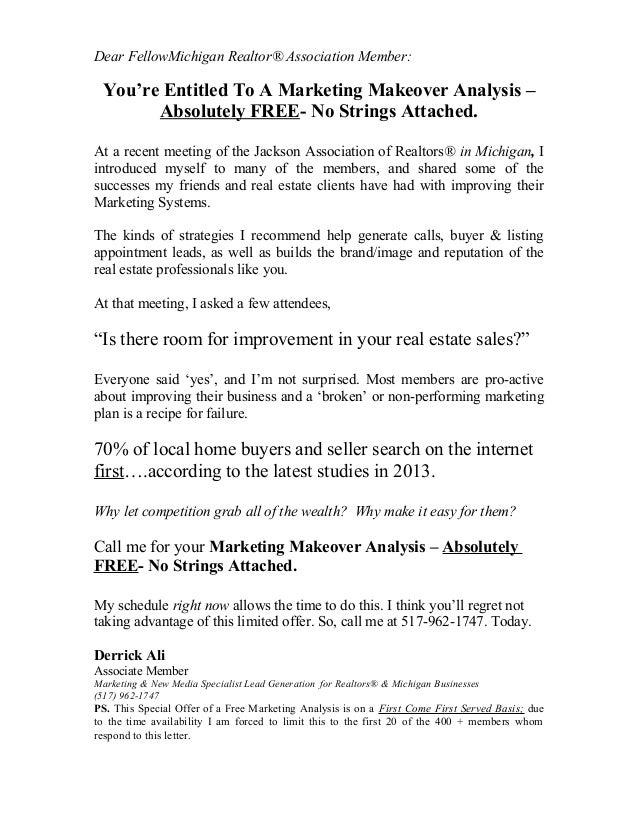Michigan Association of Realtors Special Offer