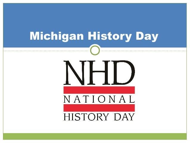 Michigan History Day