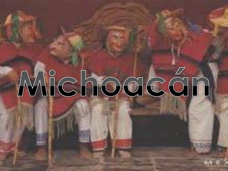 • La historia de Michoacán se ha estudiado  a partir de los vestigios arqueológicos y  otros recursos históricos, como la ...