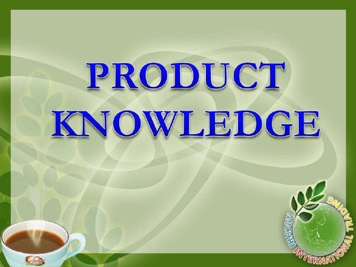 Michri Product Knowledge