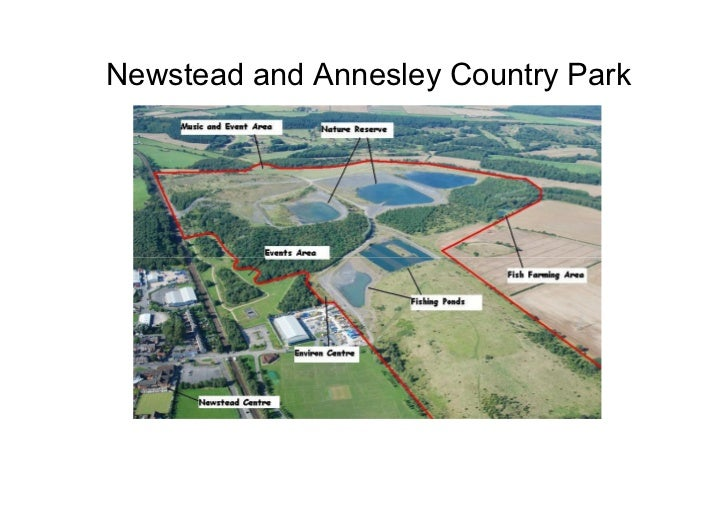 Newstead and Annesley Country Park