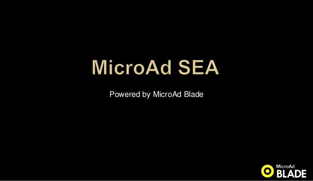 Powered by MicroAd Blade