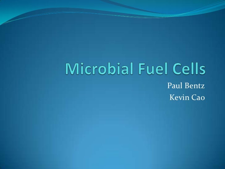 microbial fuel cell A microbial fuel cell (mfc), or biological fuel cell, is a bio-electrochemical system that drives an electric current by using bacteria and mimicking bacterial interactions found in nature.