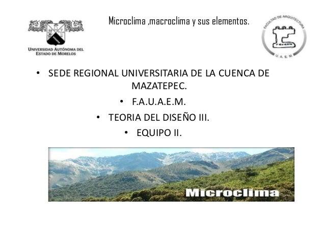 microclima mesoclima y microclima pdf