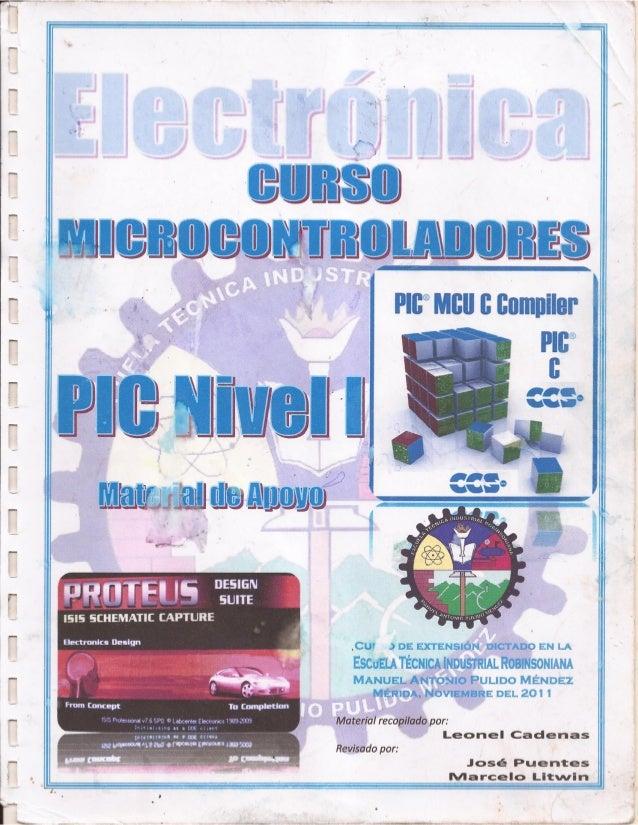 Microcontroladores parte i-a