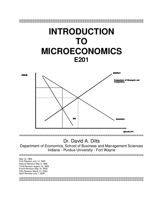 microeconomic answer essay A collection of macro-economic essays on topics inflation, economic growth, government borrowing, balance of payments evaluation and critical analysis of all latest issues of the current day.