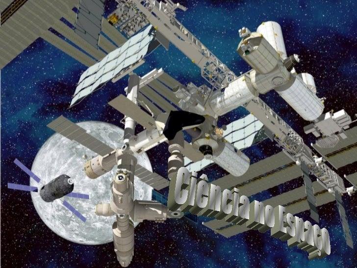 Ciência no Espaço