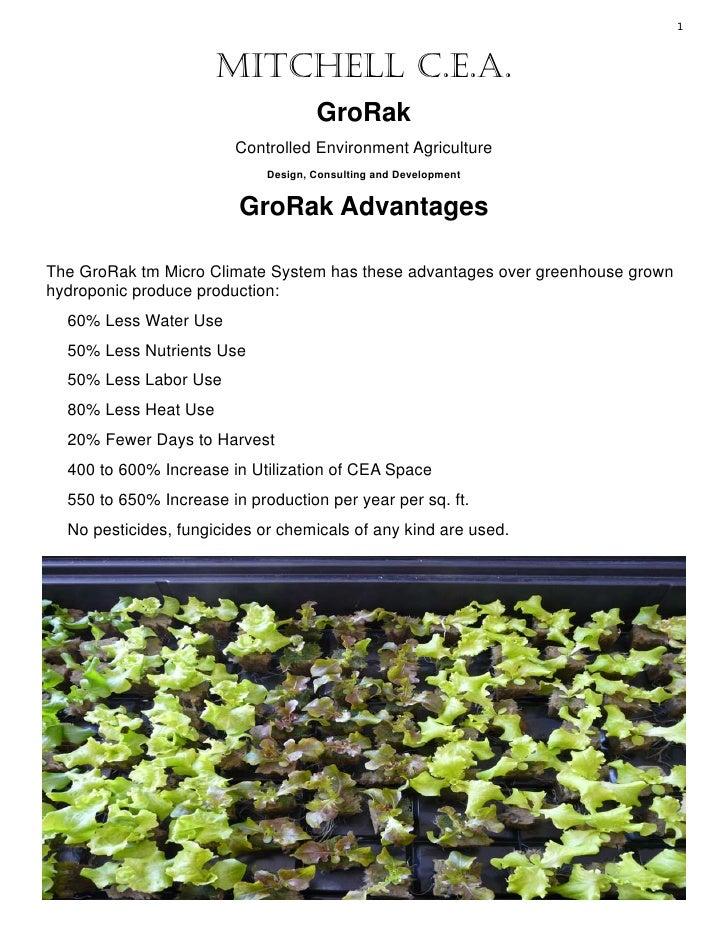 Micro green presentation 1