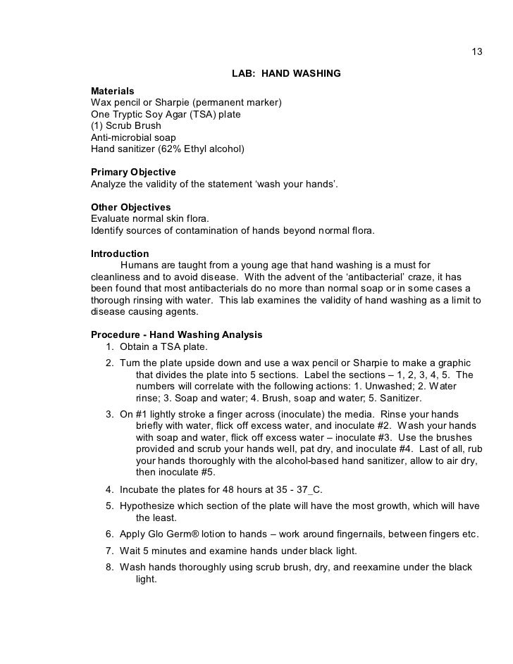 microbiology lab report essay example Database of example biology essays - these essays are examples of the work produced by our professional essay writers database of example biology essays - these essays are examples of the work produced by our professional essay writers  report writing service reflective practice service.