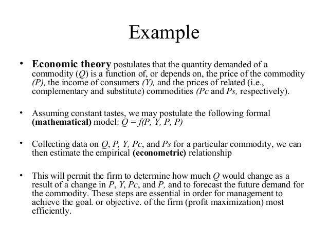 What are the profit theorys in managerial economics?