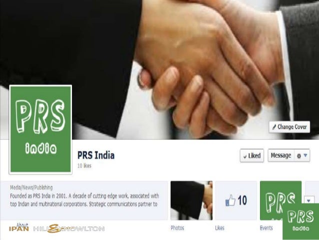 Public Relation Solutions - India • Founded in 2001  • Strategic communications partner to several global companies • An u...