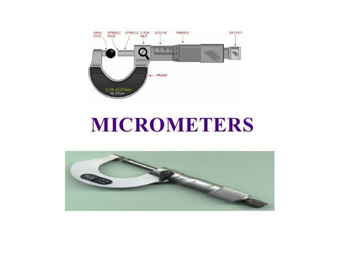 cons30S Measurement Micrometers