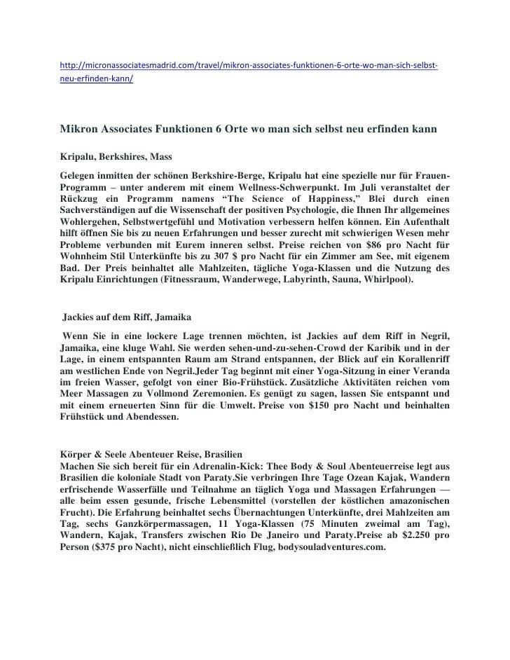 http://micronassociatesmadrid.com/travel/mikron-associates-funktionen-6-orte-wo-man-sich-selbst-neu-erfinden-kann/Mikron A...