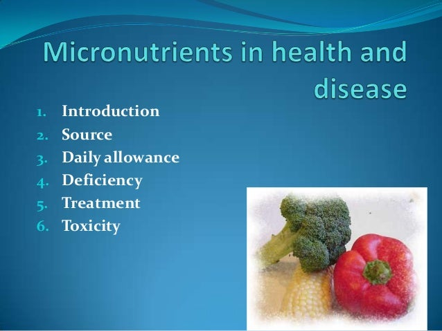 The Three Primary Macronutrients and Their Importance