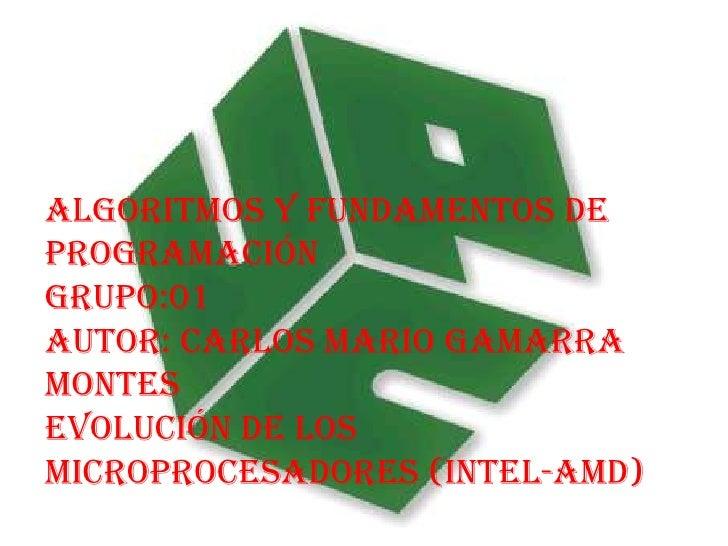 Microprocesadores.ppsx carlos mario