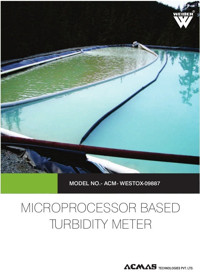 Microprocessor Based Turbidity Meter by ACMAS Technologies Pvt Ltd.