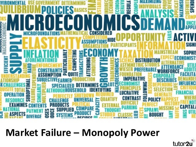 positives and negatives of monopoly power in a market Good and bad monopoly  the term monopoly means exclusive control of a commodity or service in a given market monopoly and exclusive market position are in .