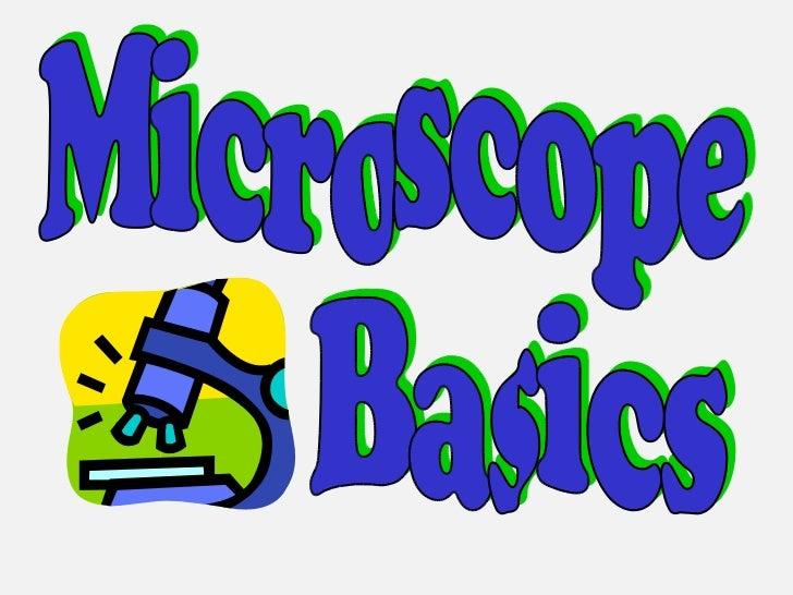 Microscope Basics