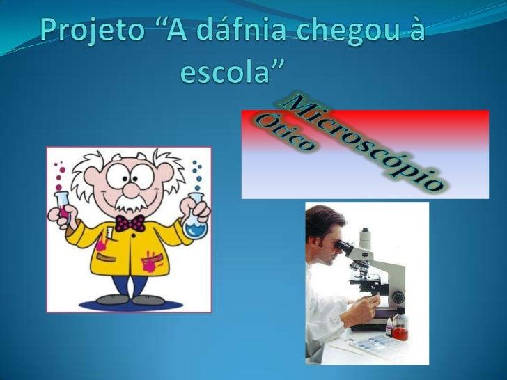 O que é um microscópio ótico? O microscópio óptico composto é um instrumento usado para ampliar, com uma série de lentes,...