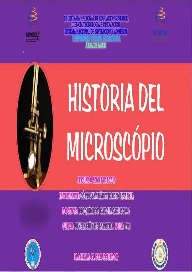 El Microscópio