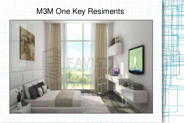 M3M One Key Resiments @ 09873245830 Haven With Nature-Friendly Living