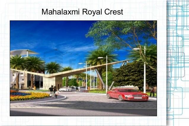 Mahalaxmi Royal Crest