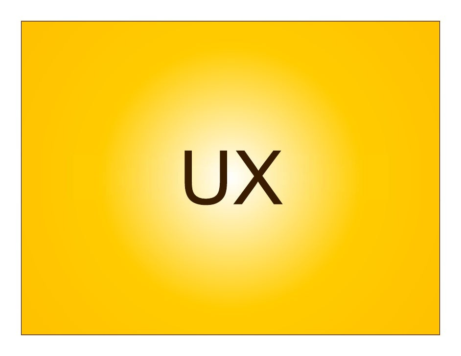 How can UX platforms help us create   the next GREAT user experience