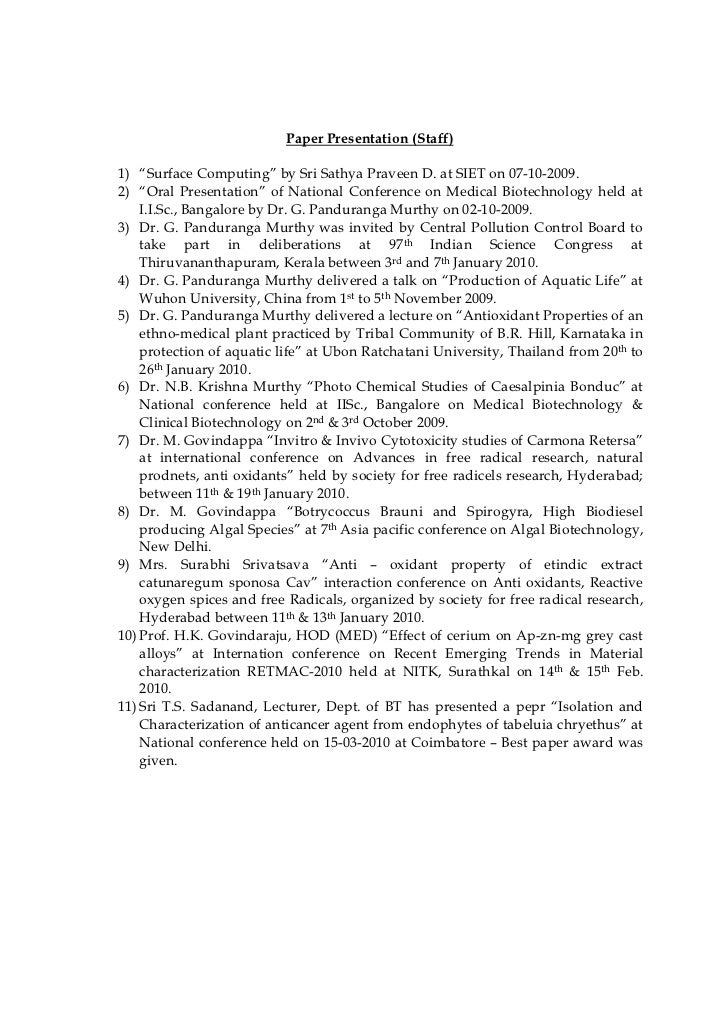 Shriutsav- 2010 Report