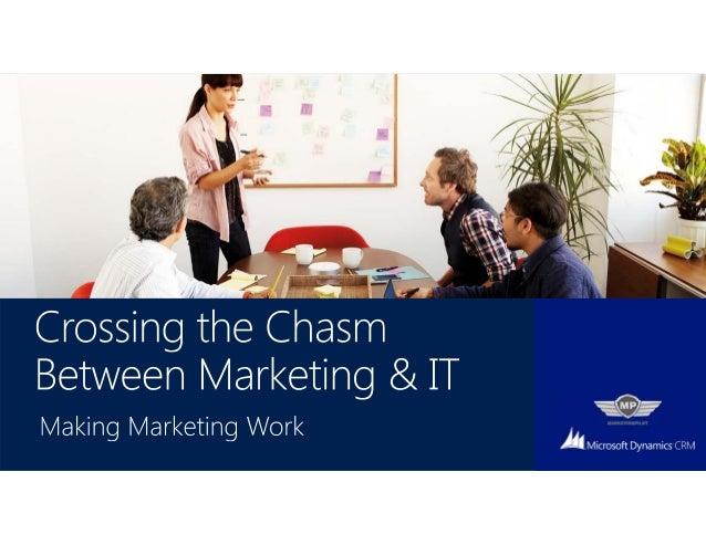 Microsoft Presentation for Chicago AMA CRM Event