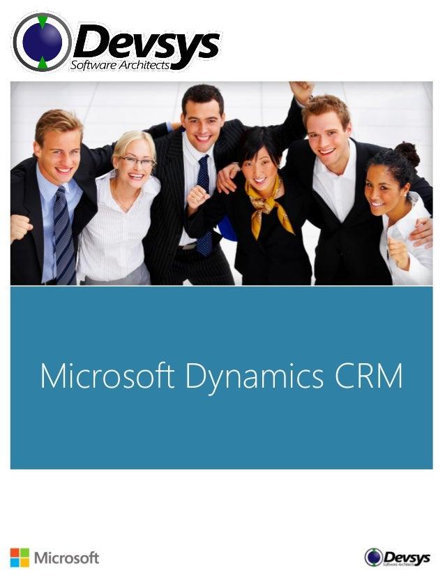 Devsys Microsoft Dynamics CRM