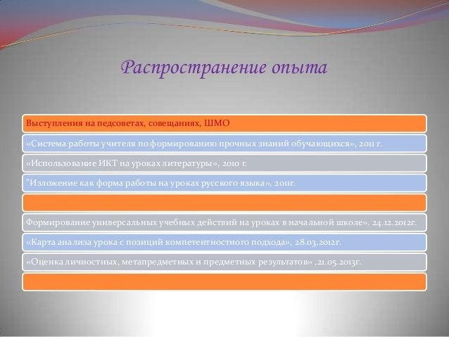«Использование ИКТ на уроках