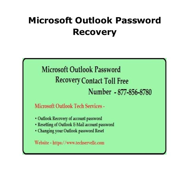how to contact microsoft outlook support