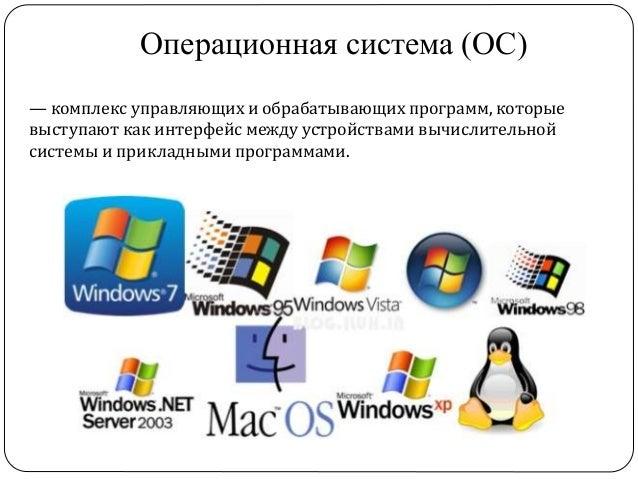 операционные программы