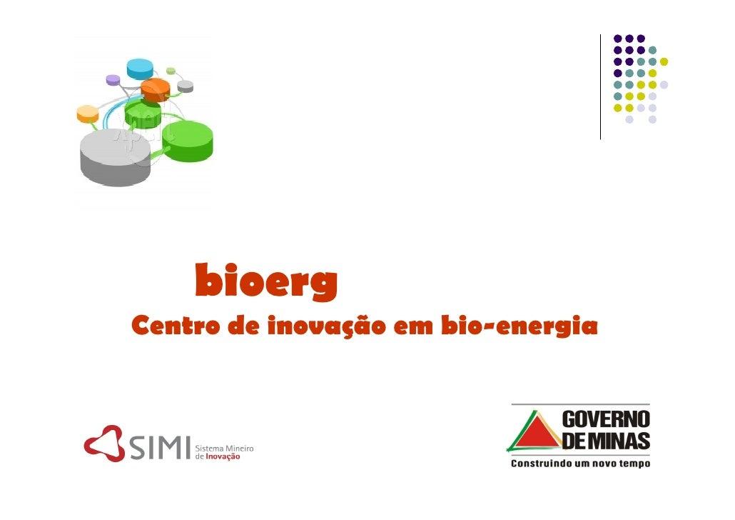 Rede da   Bioerg
