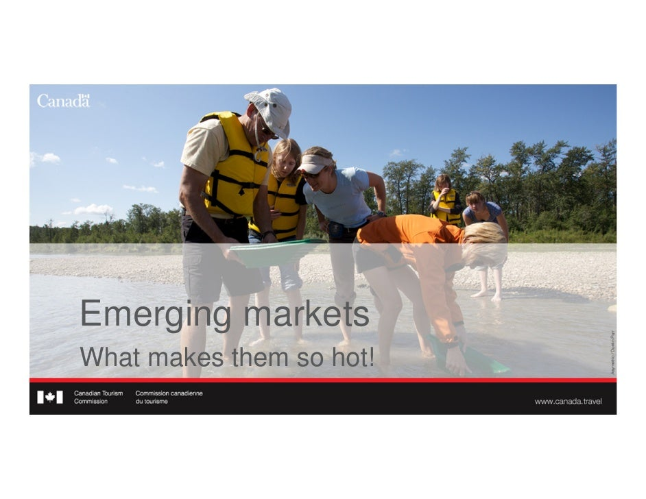 RVC  2012. Emerging markets - what makes them so hot