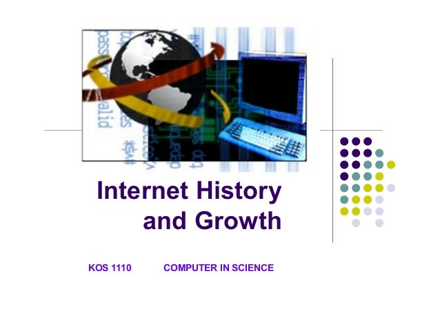 Microsoft power point   internet history and growth [compatibility mode]