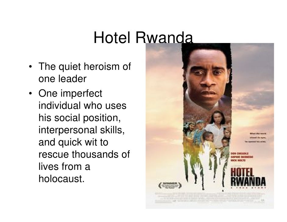 Rwandan Genocide Essay