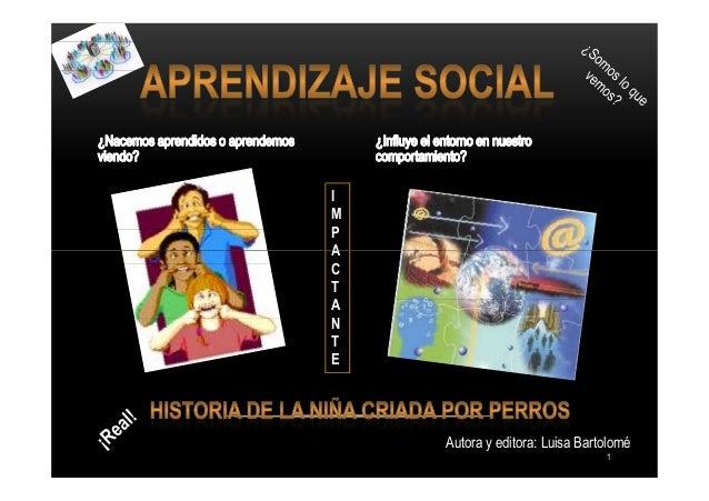 IMPACTANTE    Autora y editora: Luisa Bartolomé                                1